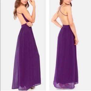 Lulus Rooftop Garden dress